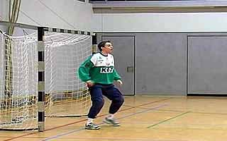 Handball-Torwart